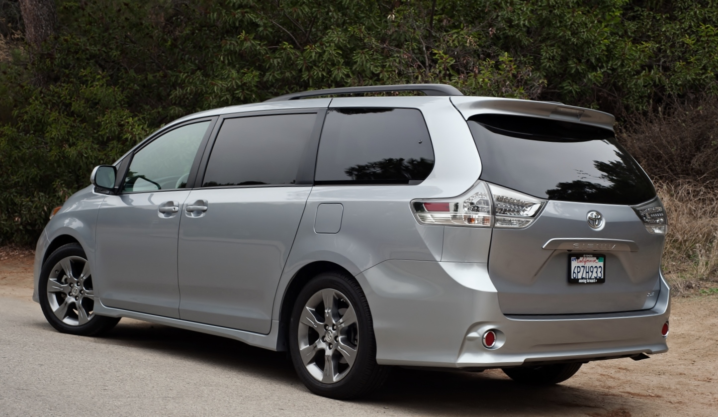 2016 toyota sienna iii pictures information and specs auto. Black Bedroom Furniture Sets. Home Design Ideas