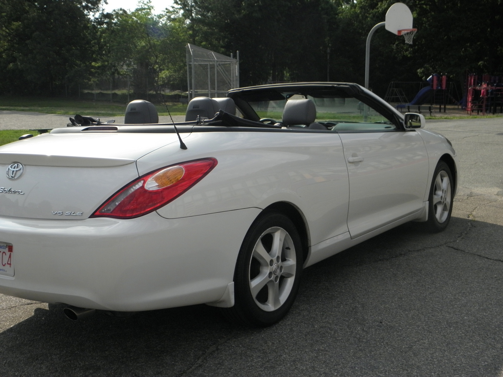 2005 toyota solara ii convertible pictures information. Black Bedroom Furniture Sets. Home Design Ideas