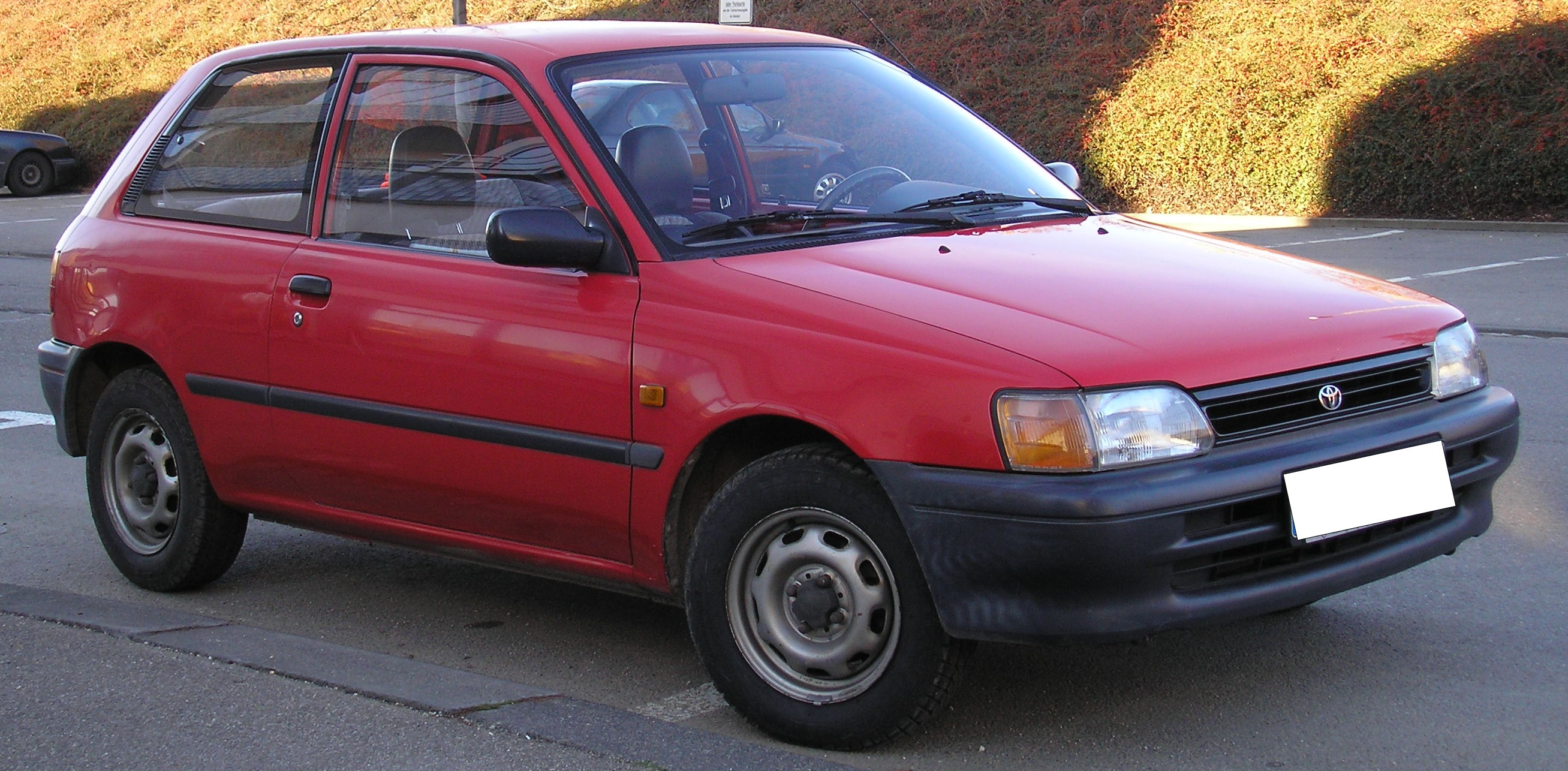 1995 toyota starlet ii p8 pictures information and. Black Bedroom Furniture Sets. Home Design Ideas