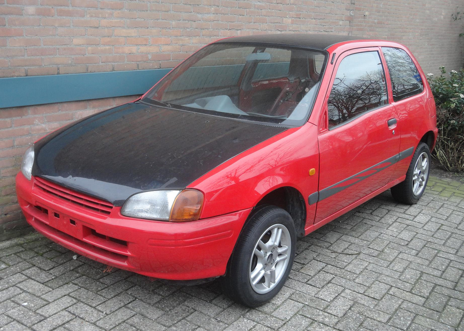 1996 toyota starlet iii p9 pictures information and. Black Bedroom Furniture Sets. Home Design Ideas