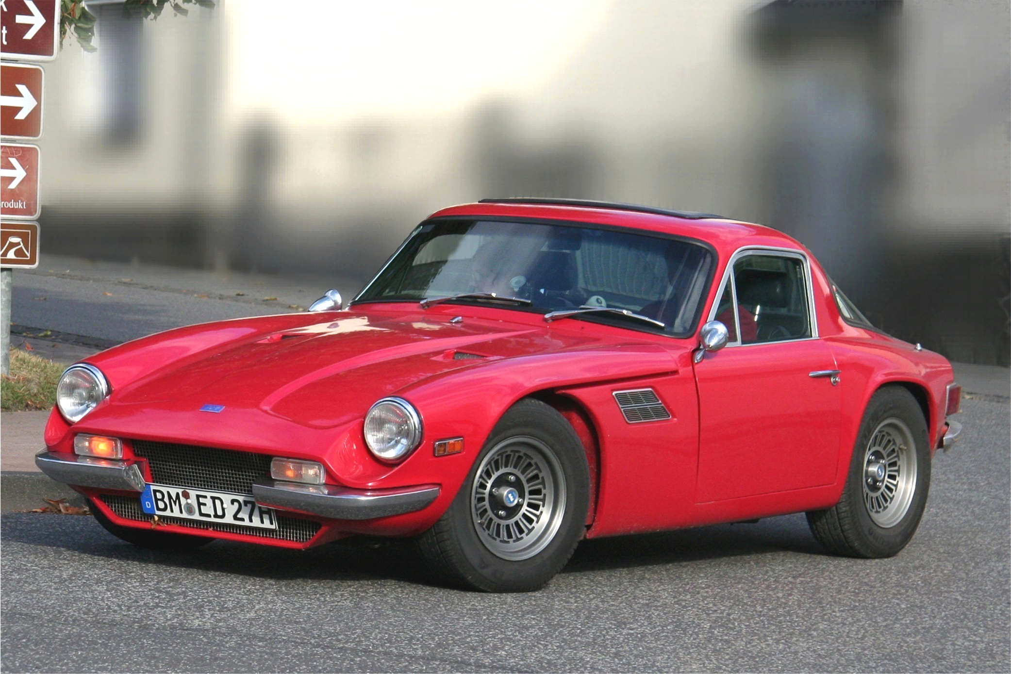 Cars tvr