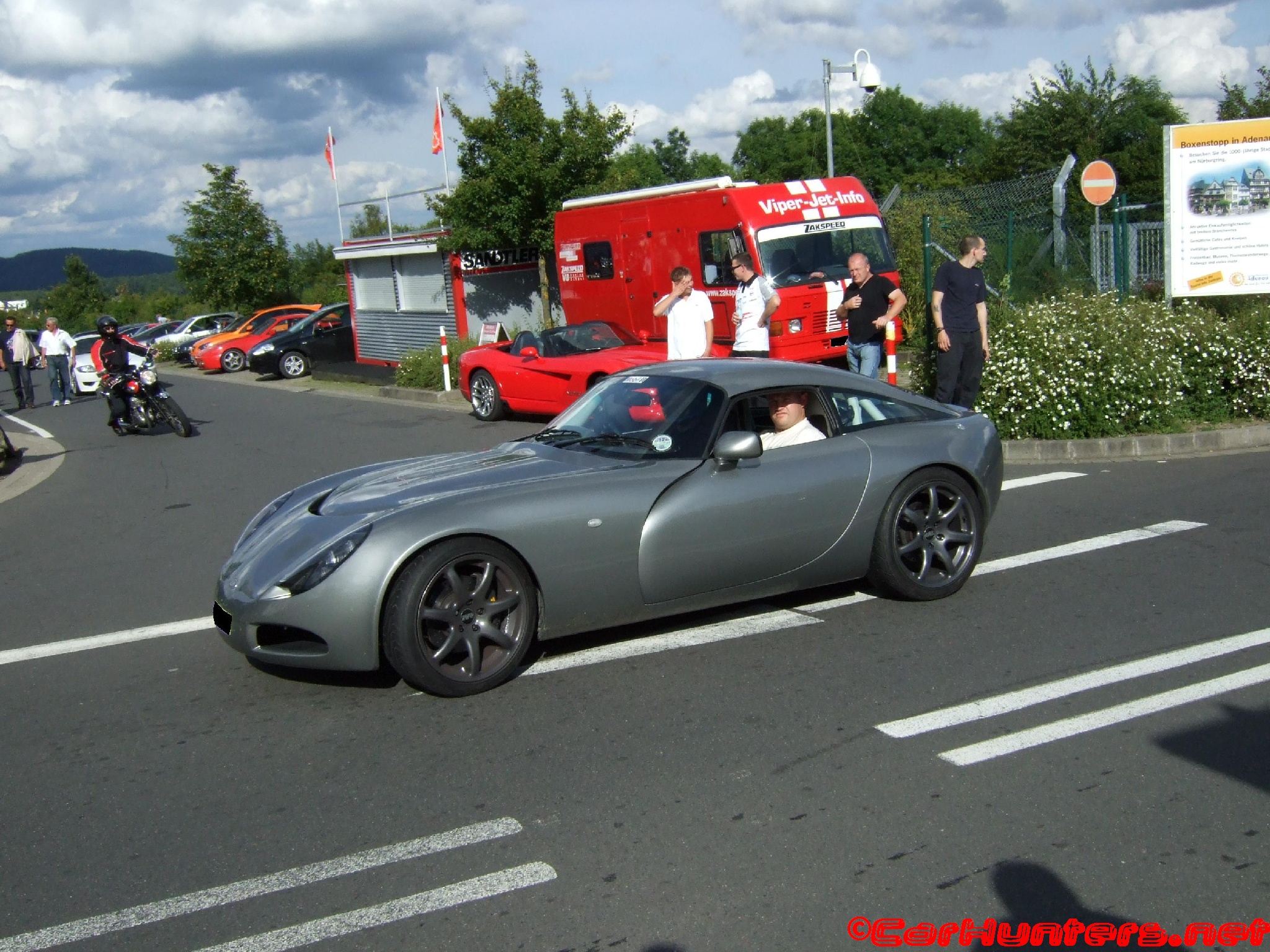 Cars tvr 350
