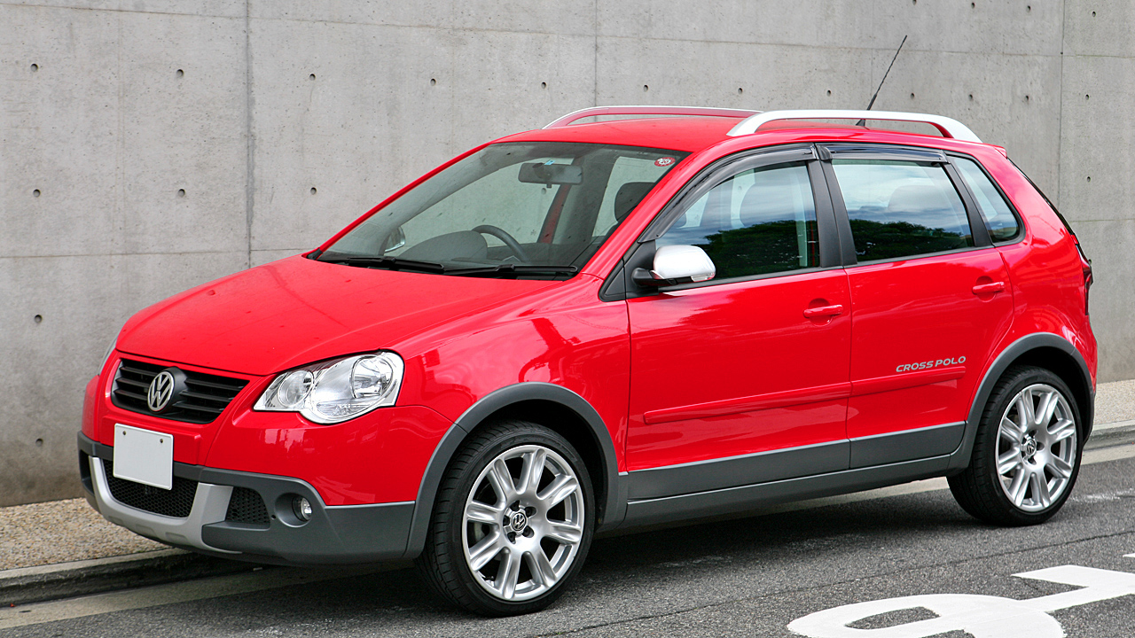 2008 Volkswagen Cross Polo Pictures Information And