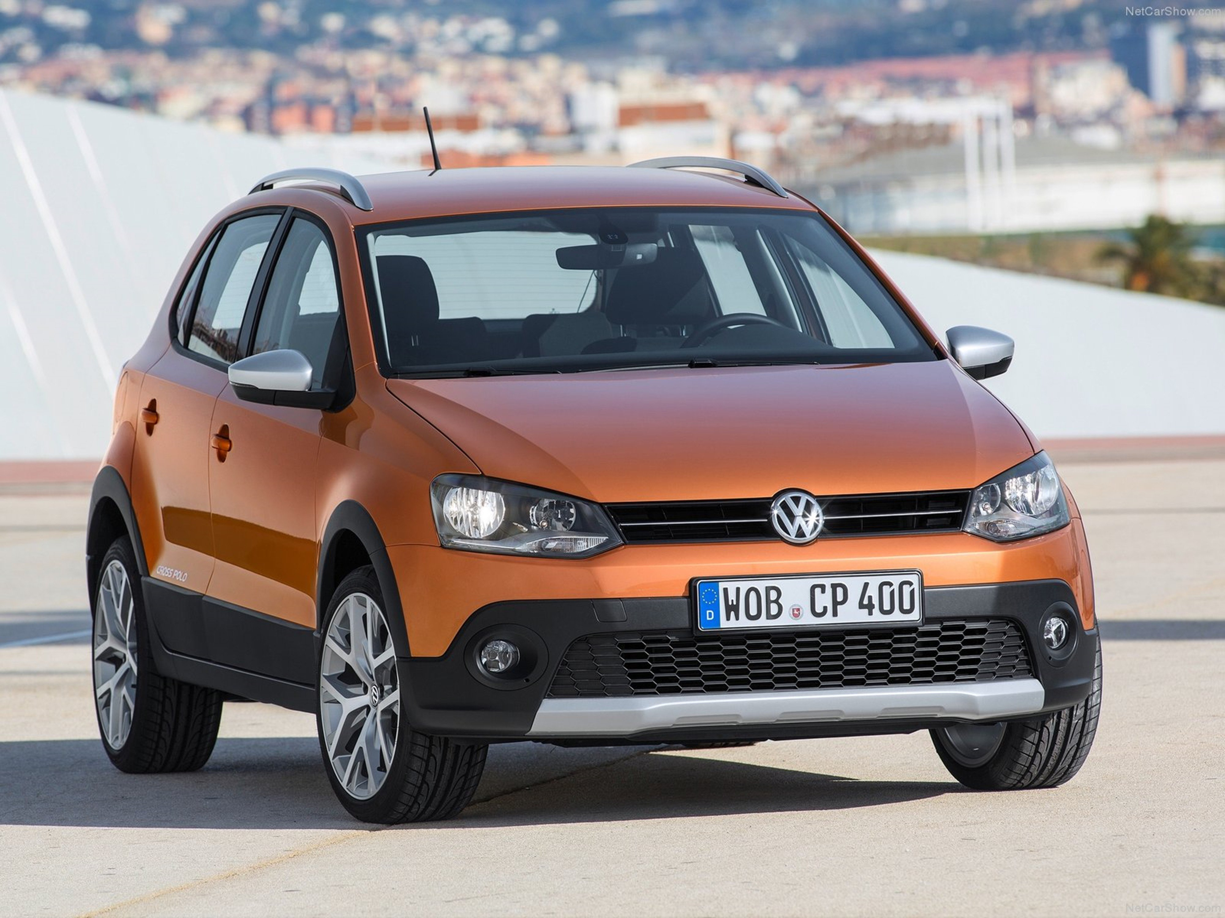 2014 volkswagen cross polo ii pictures information and specs auto. Black Bedroom Furniture Sets. Home Design Ideas