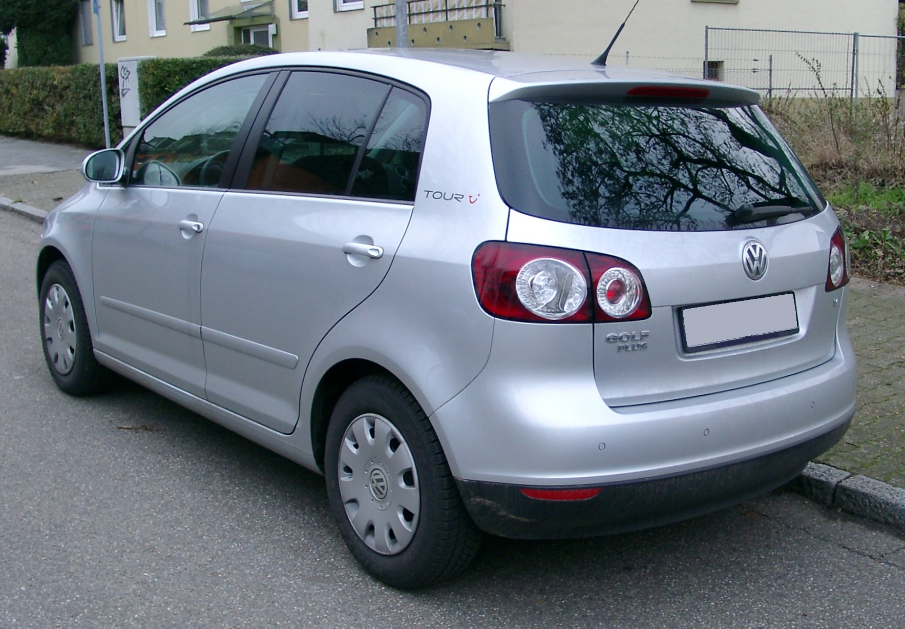 2007 volkswagen golf plus pictures information and specs auto. Black Bedroom Furniture Sets. Home Design Ideas