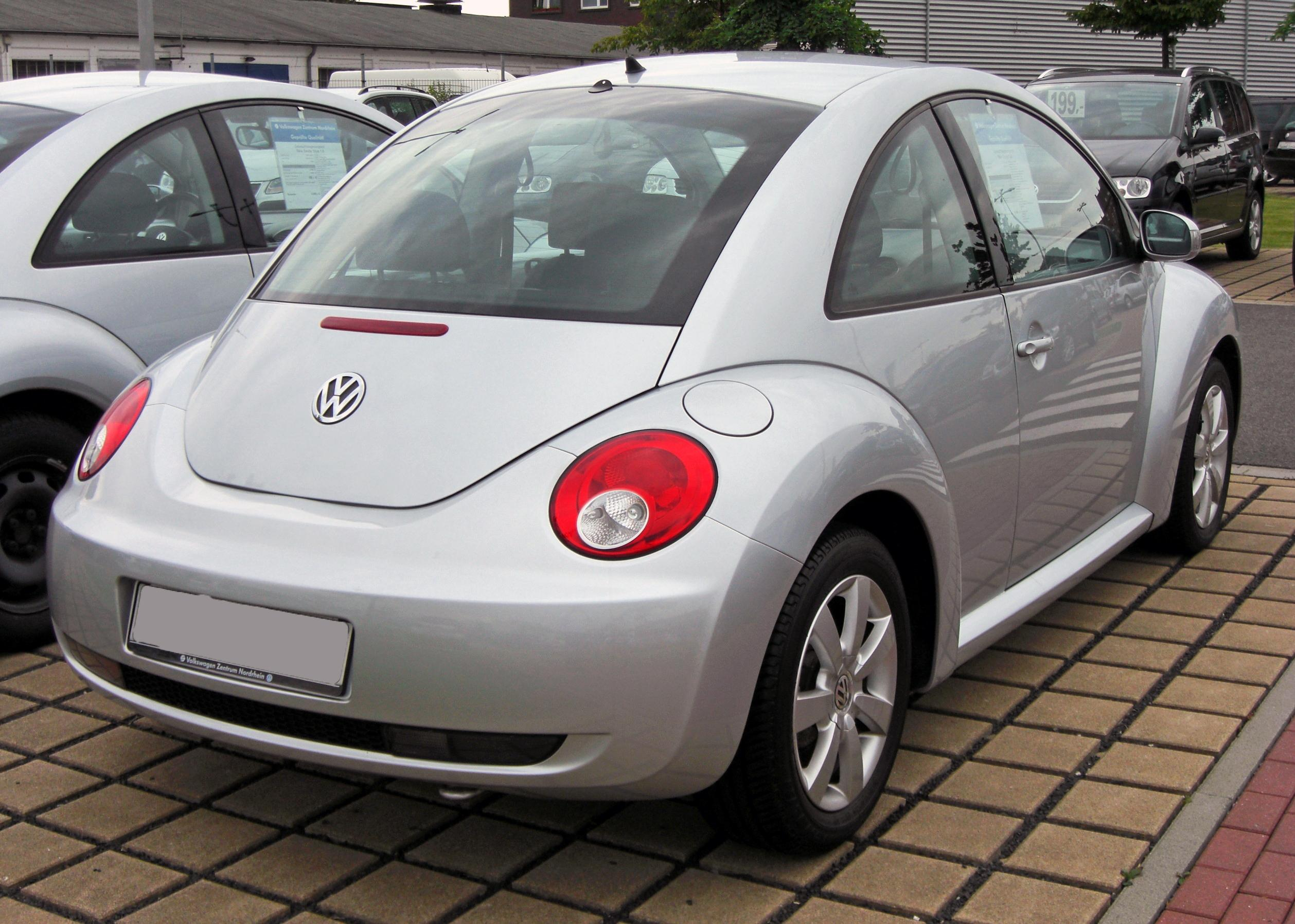 Cars volkswagen new beetle (9c) 2013