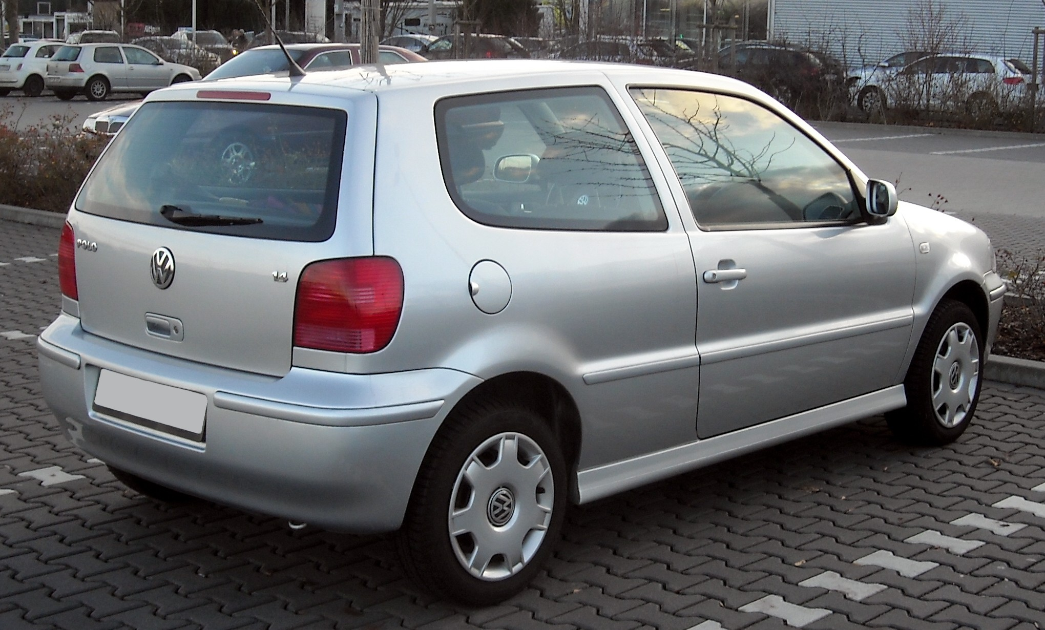 2001 volkswagen polo 9n3 pictures information and. Black Bedroom Furniture Sets. Home Design Ideas