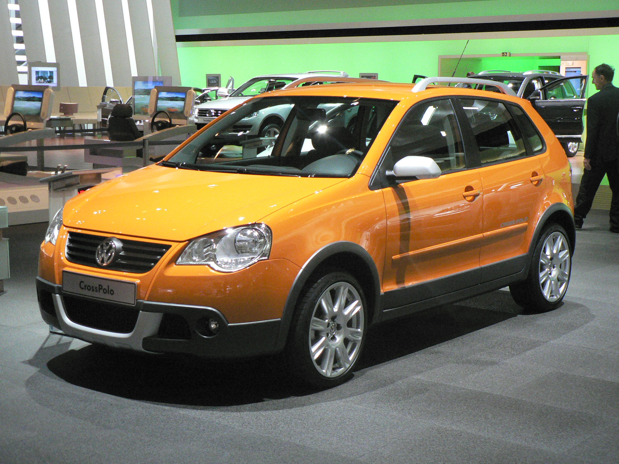 2007 volkswagen polo fun pictures information and specs auto. Black Bedroom Furniture Sets. Home Design Ideas