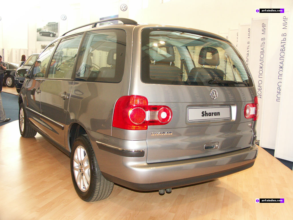 2005 volkswagen sharan 7m pictures information and specs auto. Black Bedroom Furniture Sets. Home Design Ideas