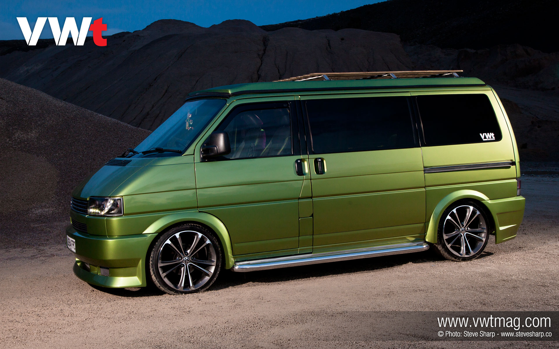 1994 Volkswagen T4 Transporter Pictures Information And