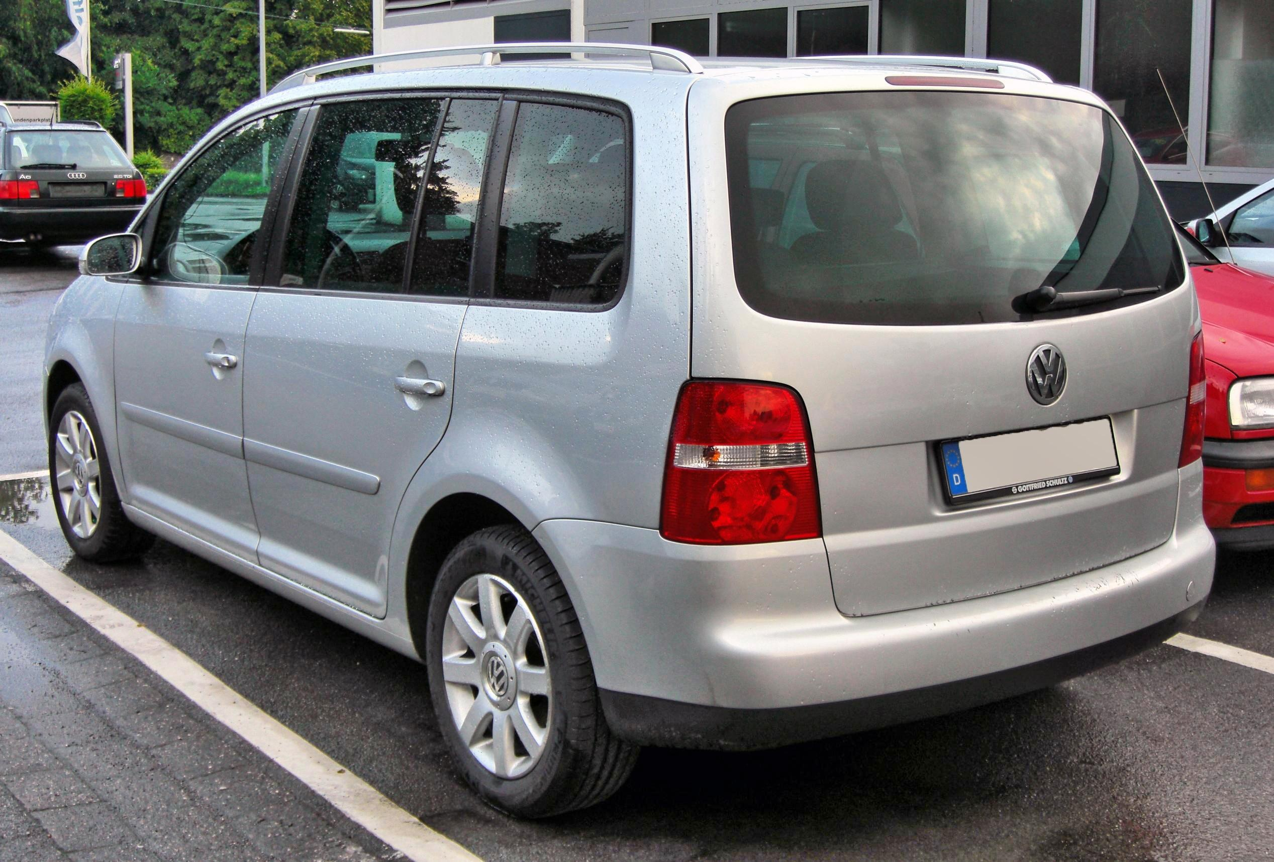 2009 volkswagen touran 1t pictures information and specs auto. Black Bedroom Furniture Sets. Home Design Ideas