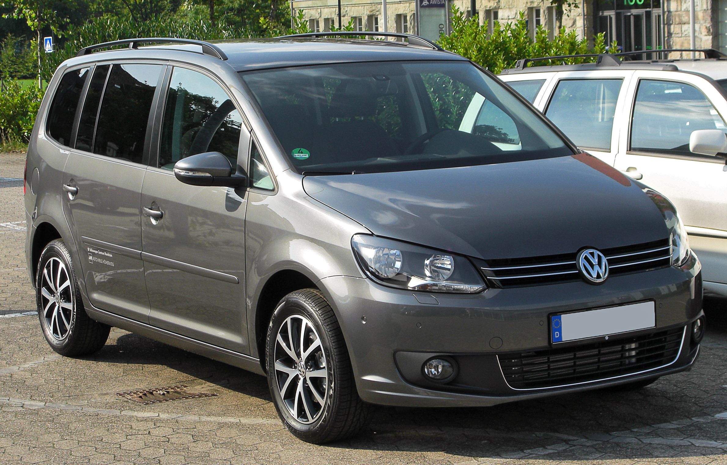 2014 volkswagen touran ii pictures information and specs auto. Black Bedroom Furniture Sets. Home Design Ideas
