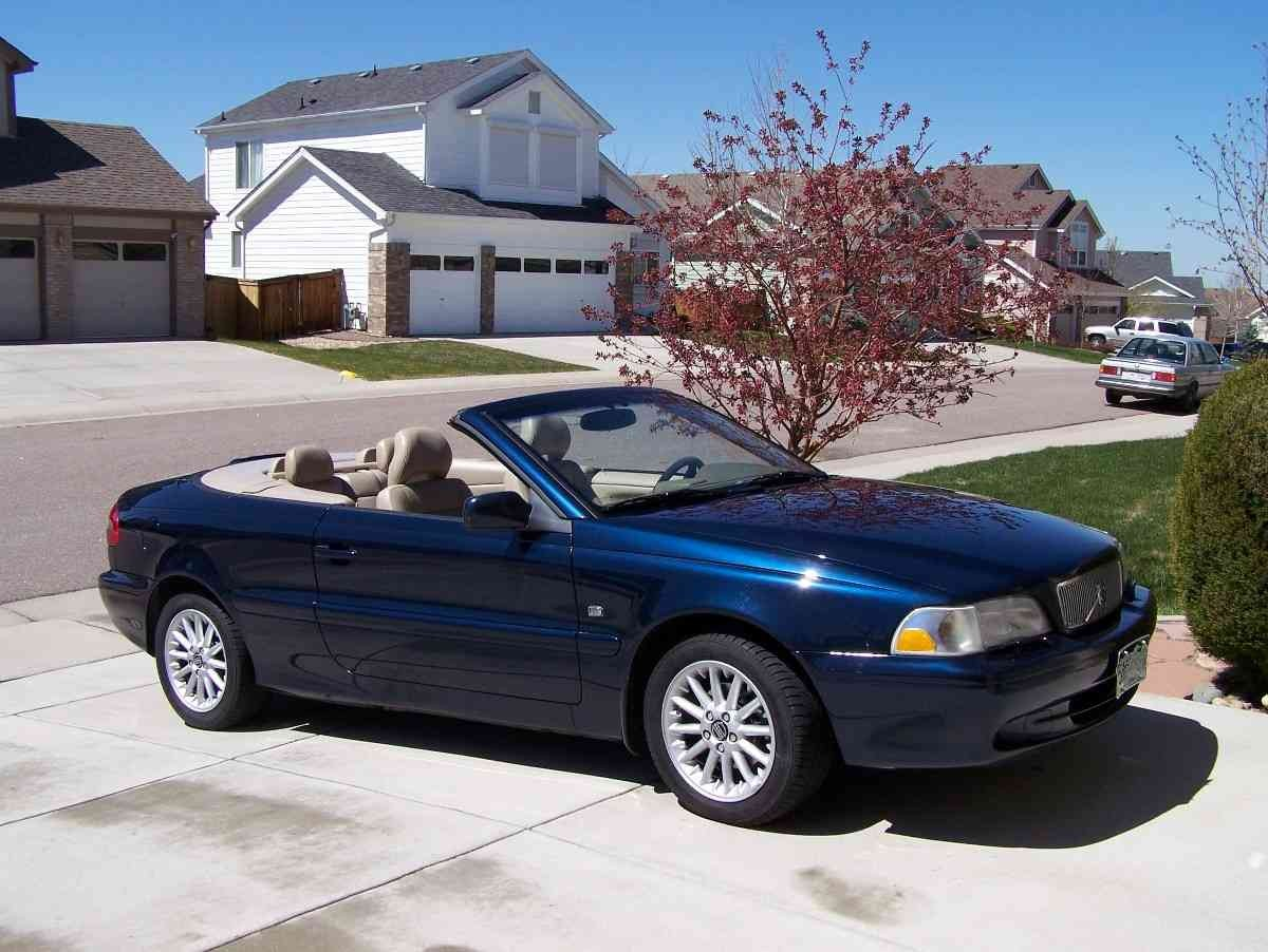 1999 volvo c70 convertible pictures information and specs auto. Black Bedroom Furniture Sets. Home Design Ideas