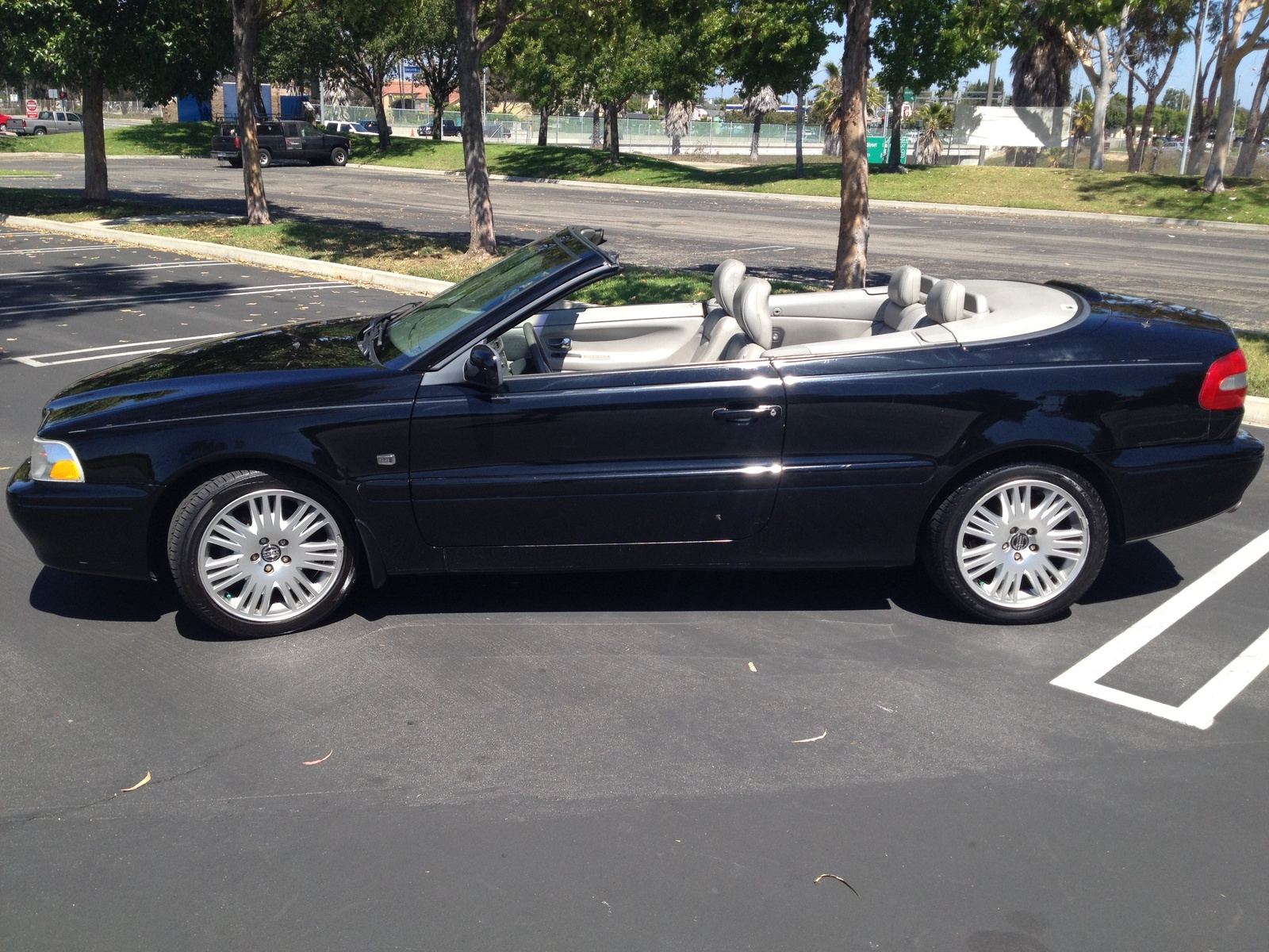 2003 volvo c70 convertible pictures information and specs auto. Black Bedroom Furniture Sets. Home Design Ideas