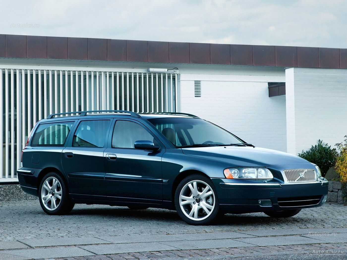 2000 Volvo V70 Ii Kombi Pictures Information And Specs Auto