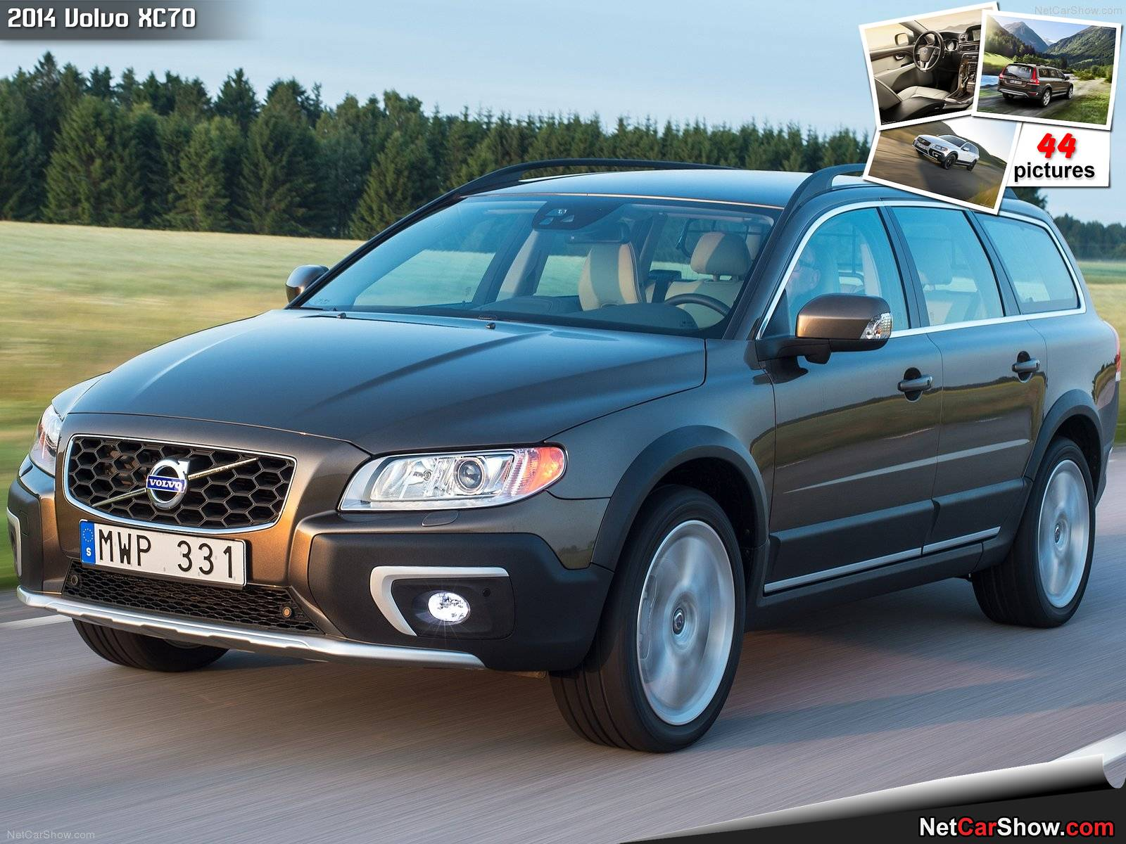 2014 volvo xc70 iii pictures information and specs auto. Black Bedroom Furniture Sets. Home Design Ideas