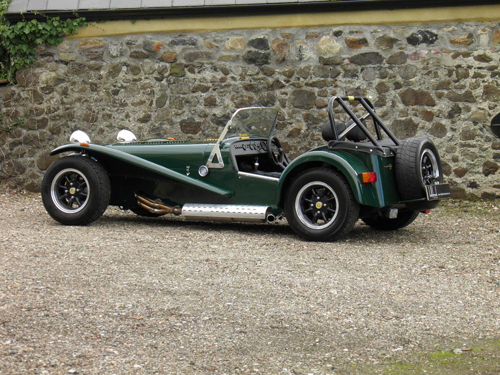 caterham 21 1996 pictures