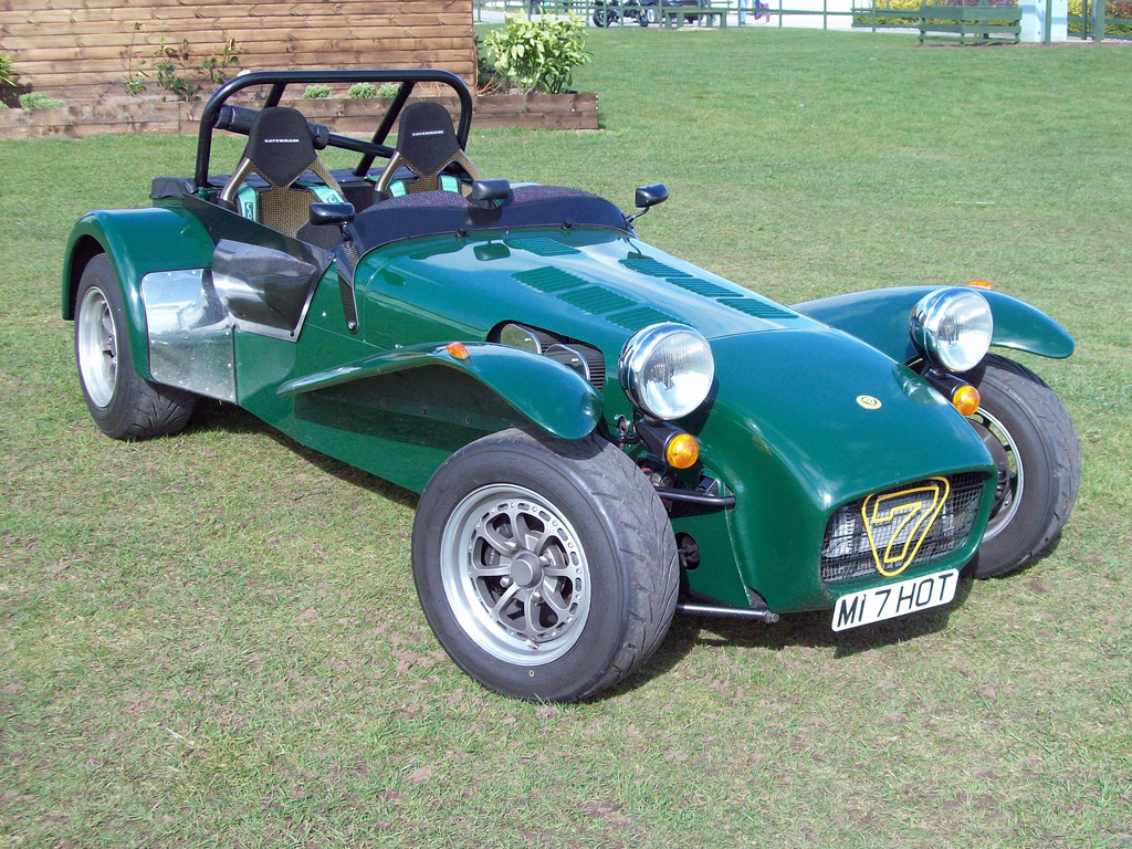 1996 caterham super seven pictures information and specs auto. Black Bedroom Furniture Sets. Home Design Ideas