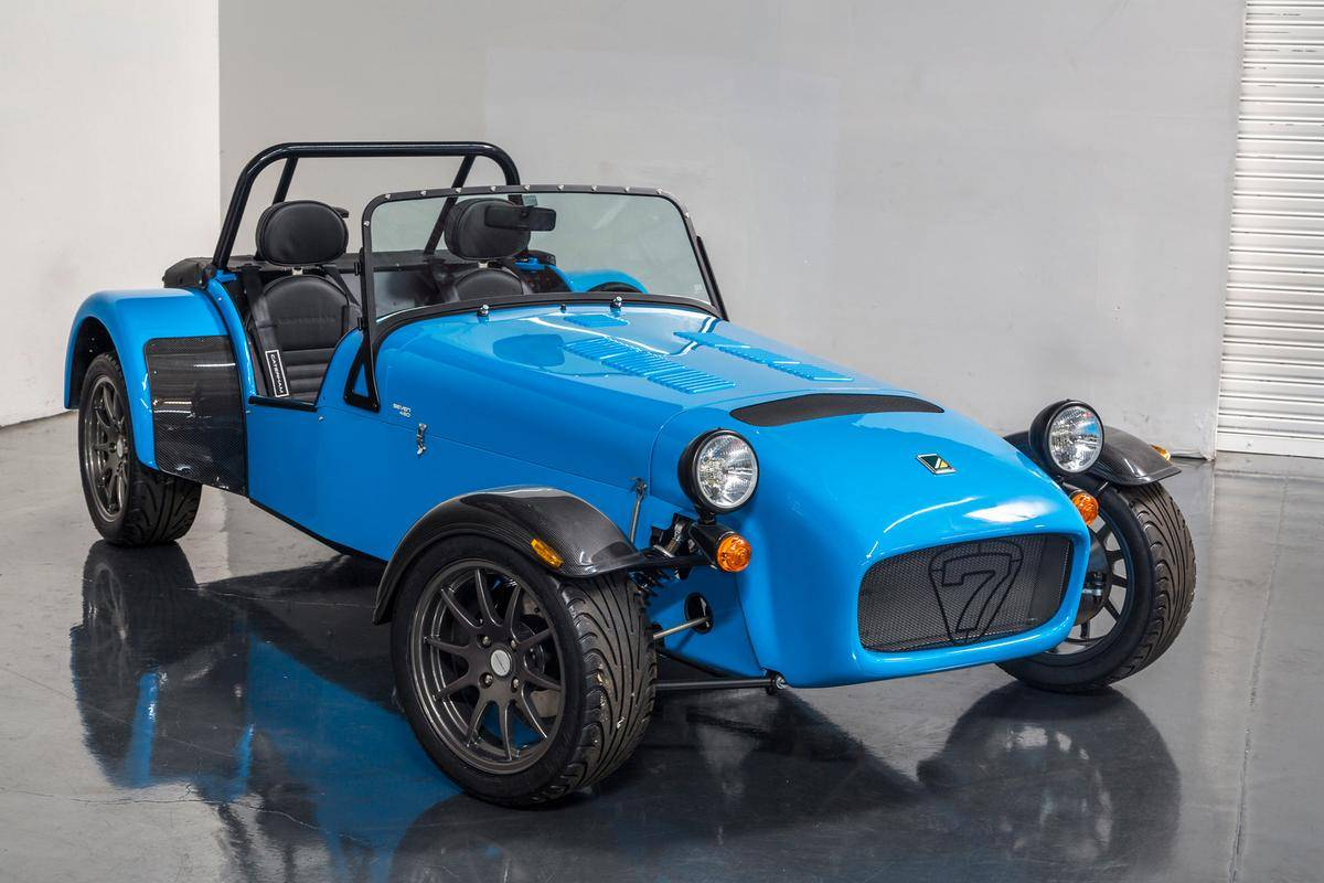 caterham super seven 2015