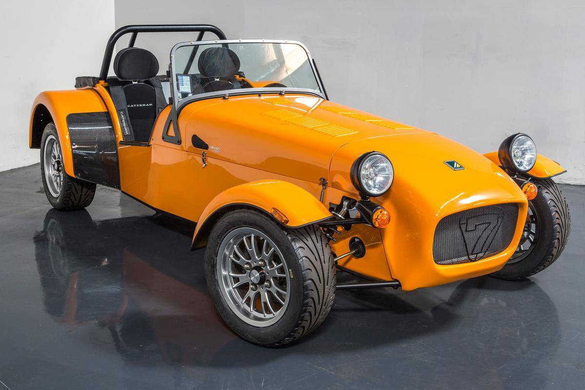 caterham super seven 2015 images