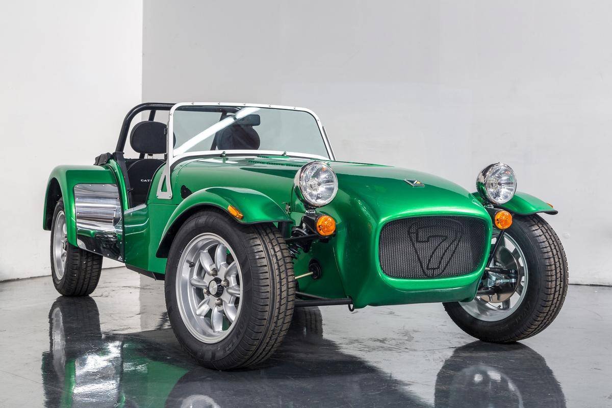 caterham super seven 2015 models