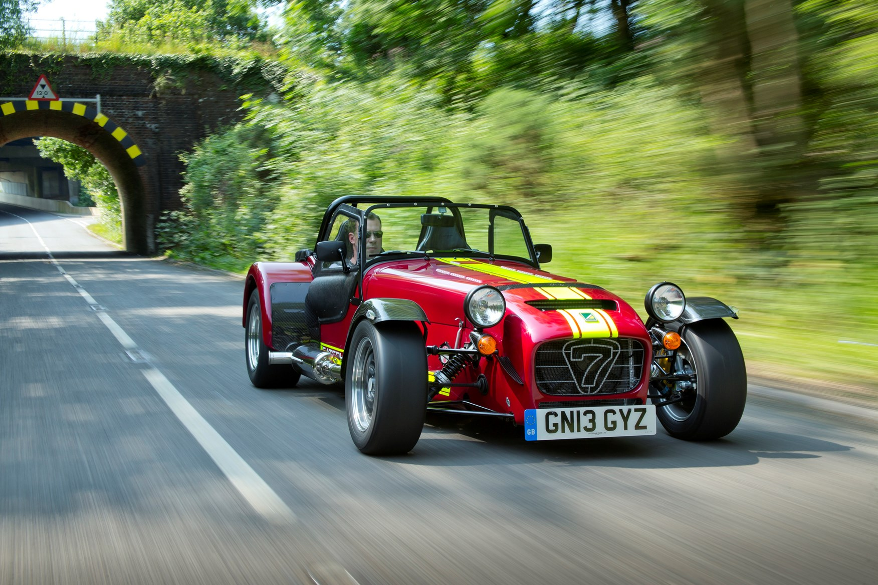 2015 Caterham Super Seven Pictures Information And