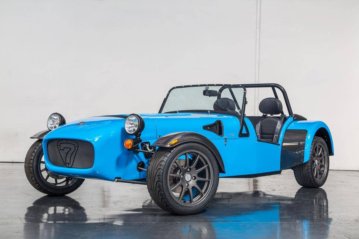 caterham super seven 2015 pictures