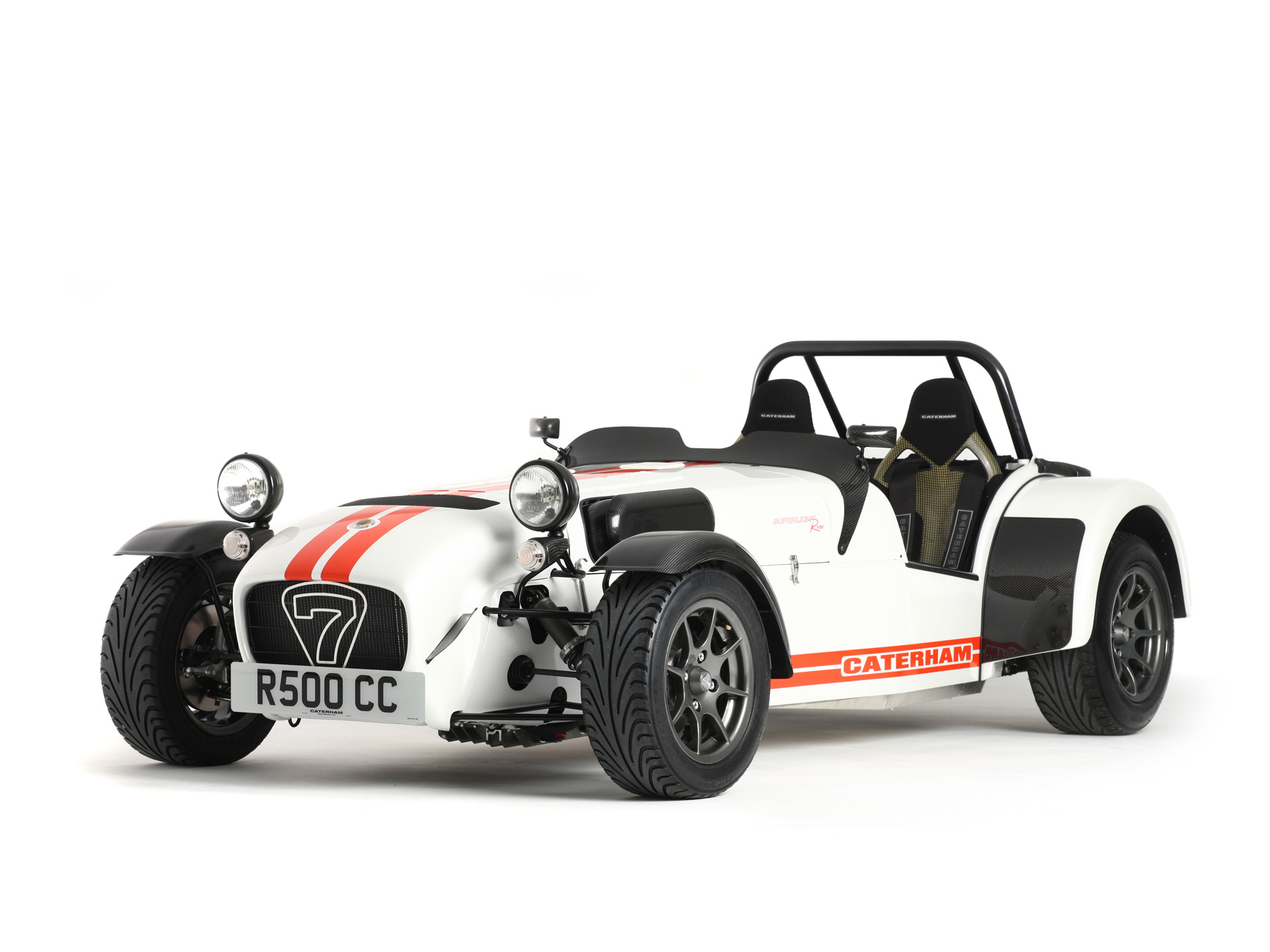 caterham super seven #1