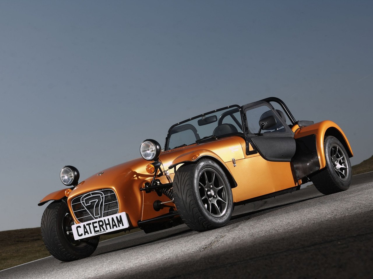 caterham super seven #9