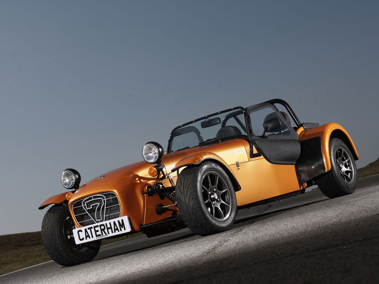 Caterham Super Seven Pictures Information And Specs