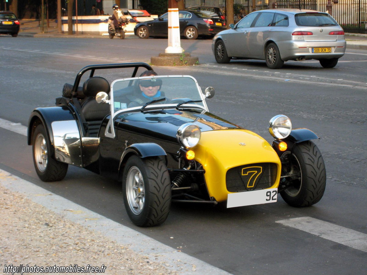 caterham super seven pictures #2