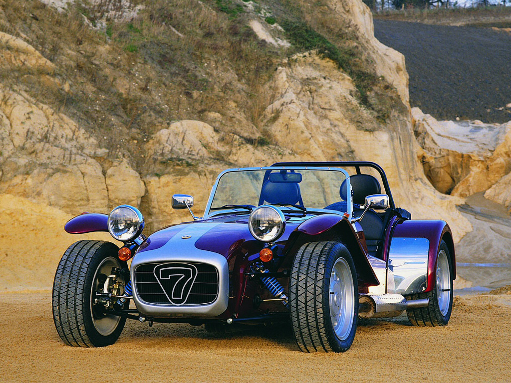 caterham super seven seriess #14