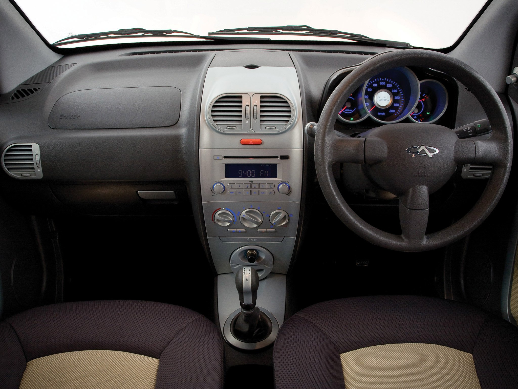 chery a1 2009 pictures #5