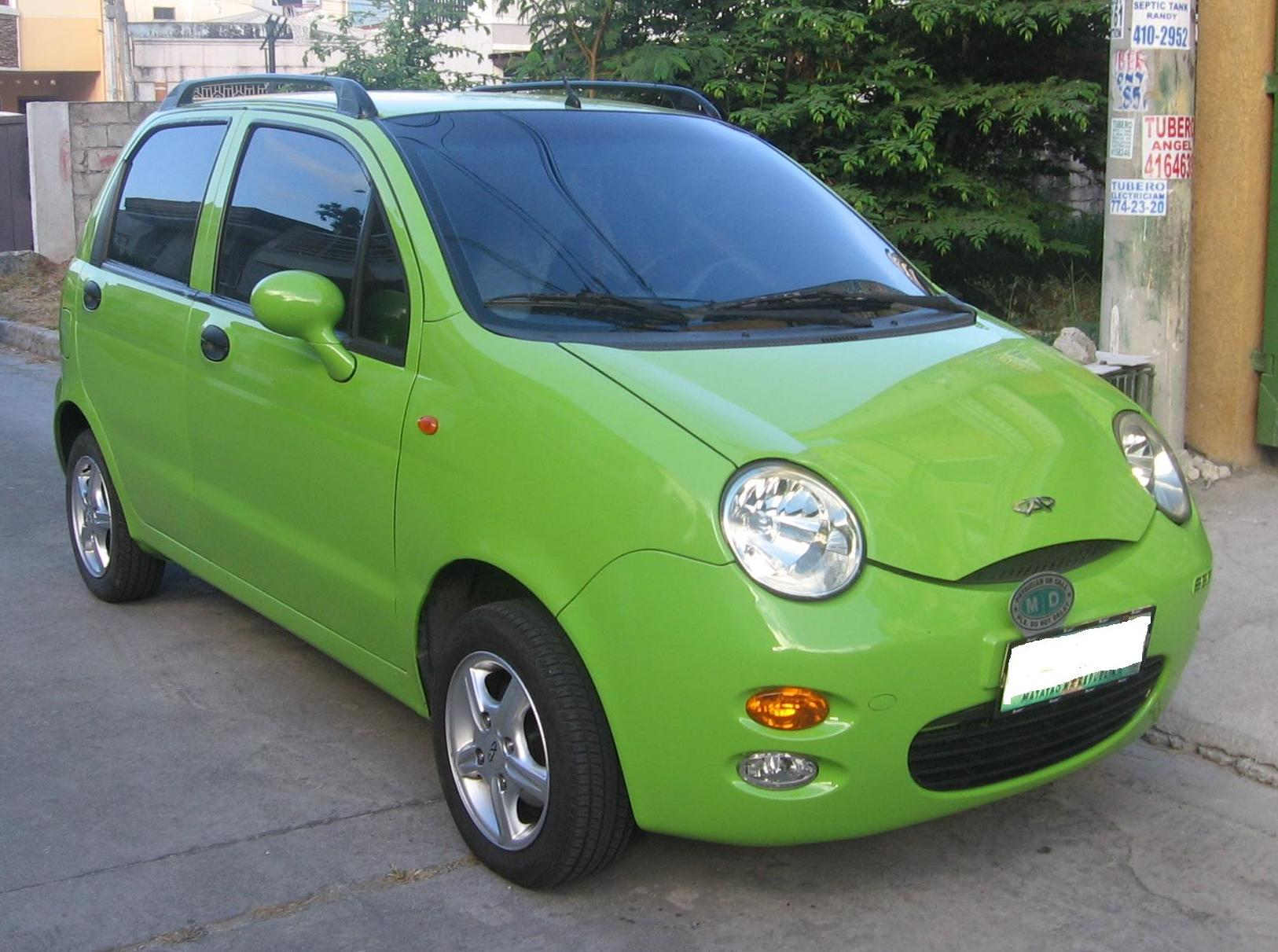 chery a1 2009 pictures #13