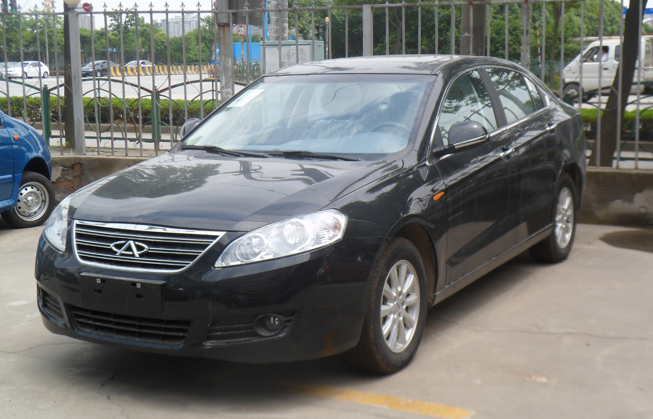 chery eastar seriess