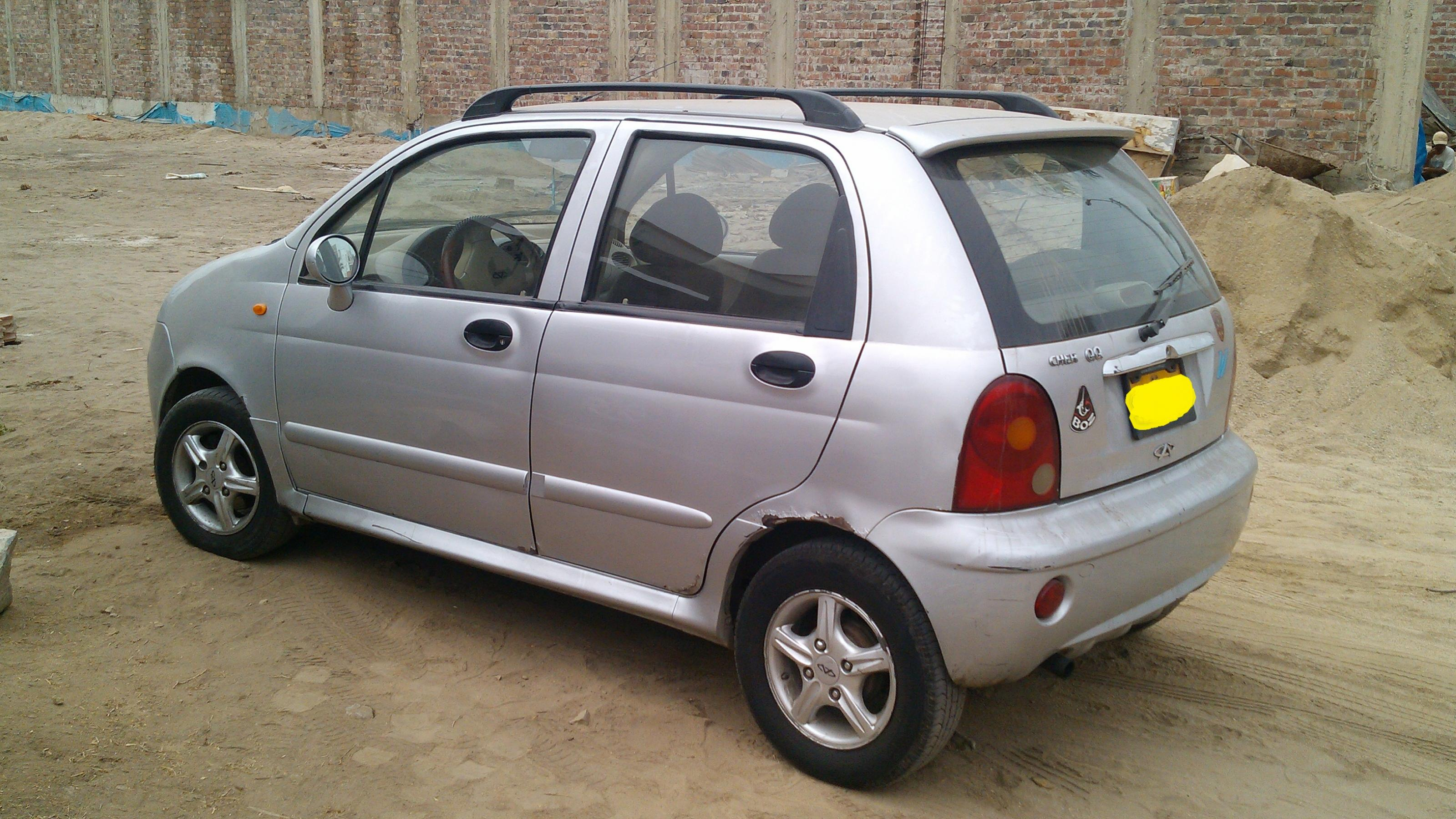 2008 Chery Qq Pictures Information And Specs Auto Database Com