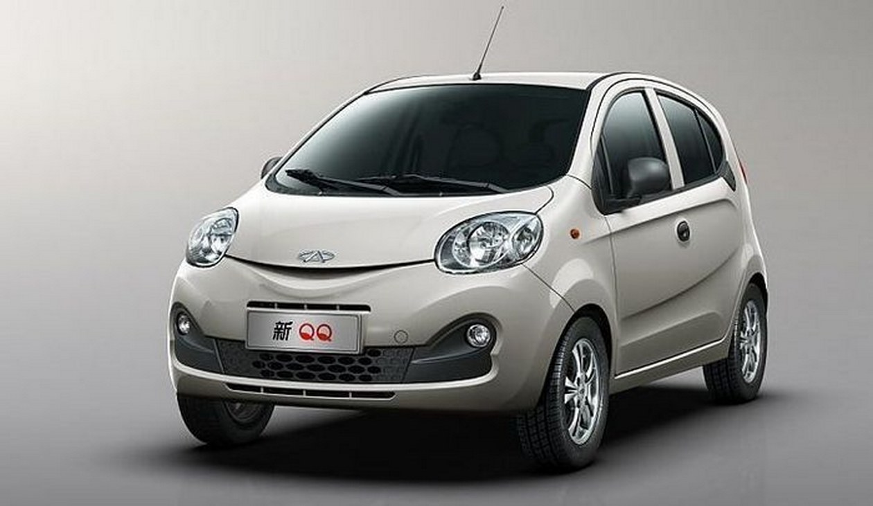2014 Chery Qq – pictures, information and specs - Auto-Database.com