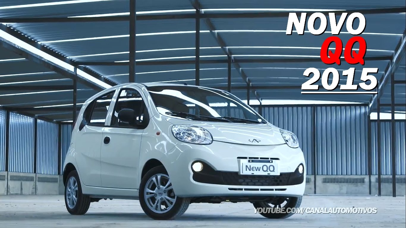 2015 Chery Qq – pictures, information and specs - Auto-Database.com