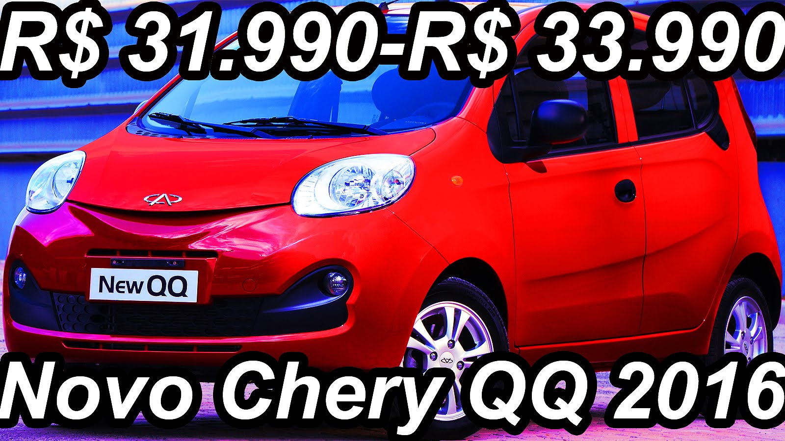 2016 Chery Qq – pictures, information and specs - Auto-Database.com