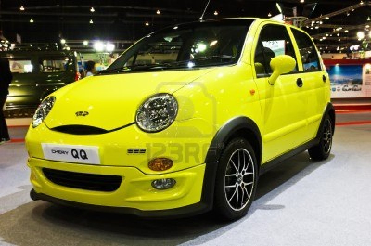 Chery Qq Pictures Information And Specs Auto Database Com