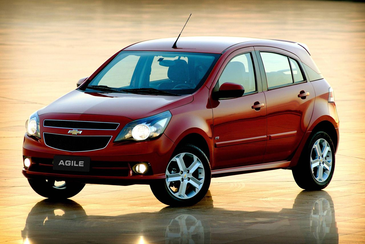 chevrolet agile wallpaper