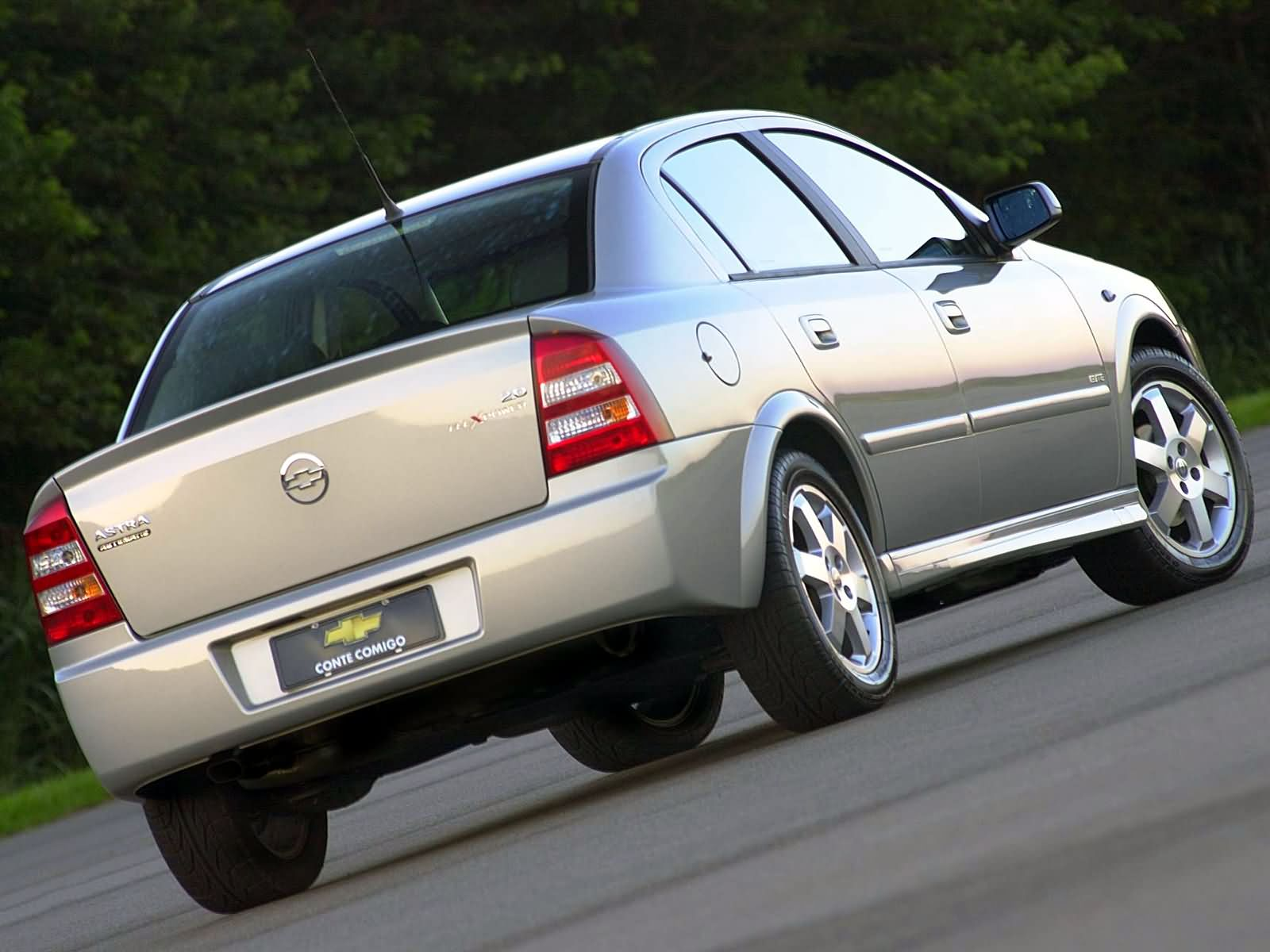 chevrolet astra images #7