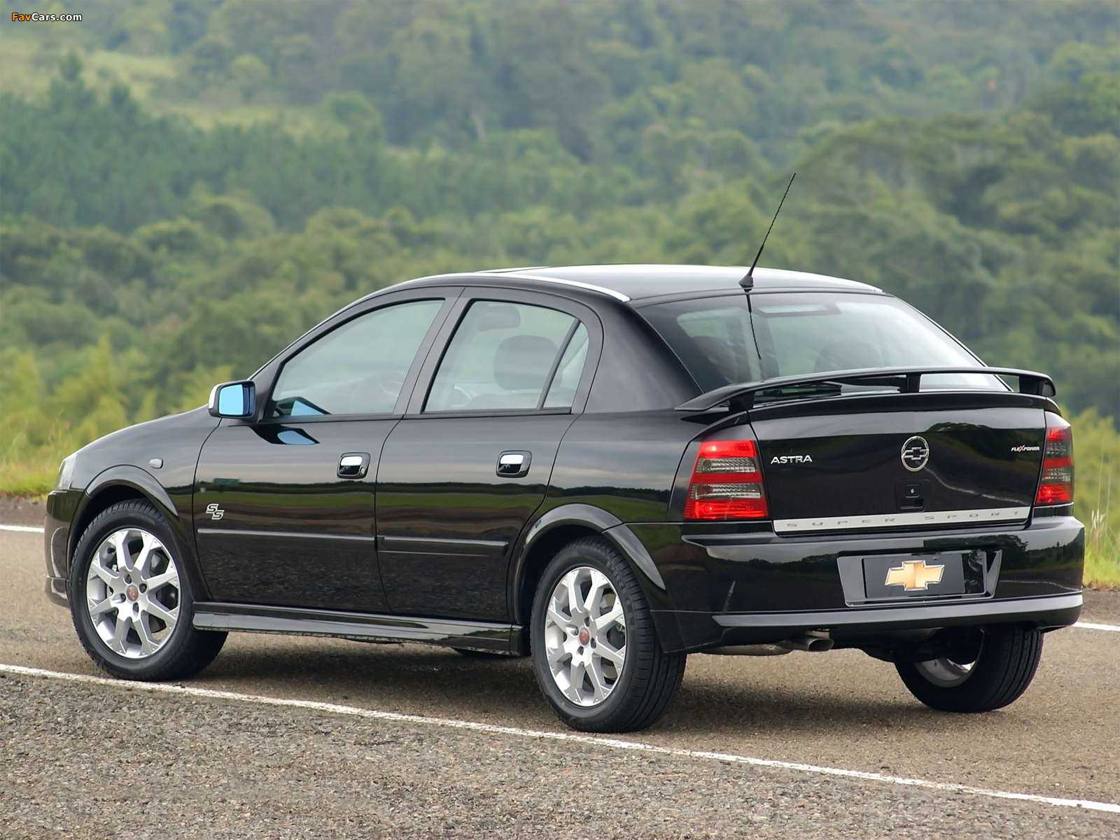 chevrolet astra pictures #10
