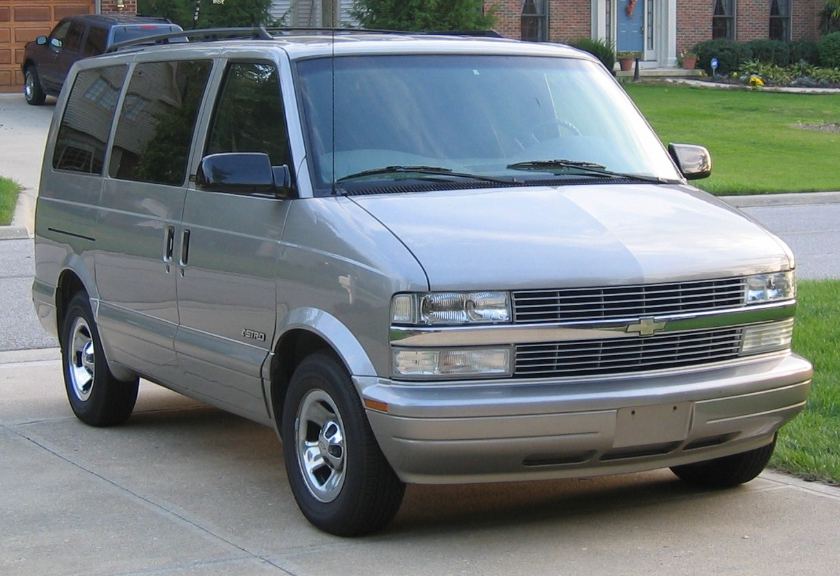 chevrolet astro images #3