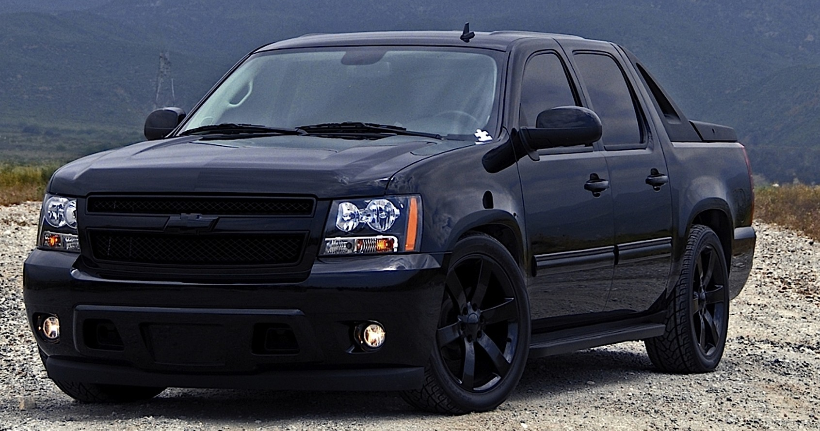 Chevrolet Avalanche – pictures, information and specs - Auto ...