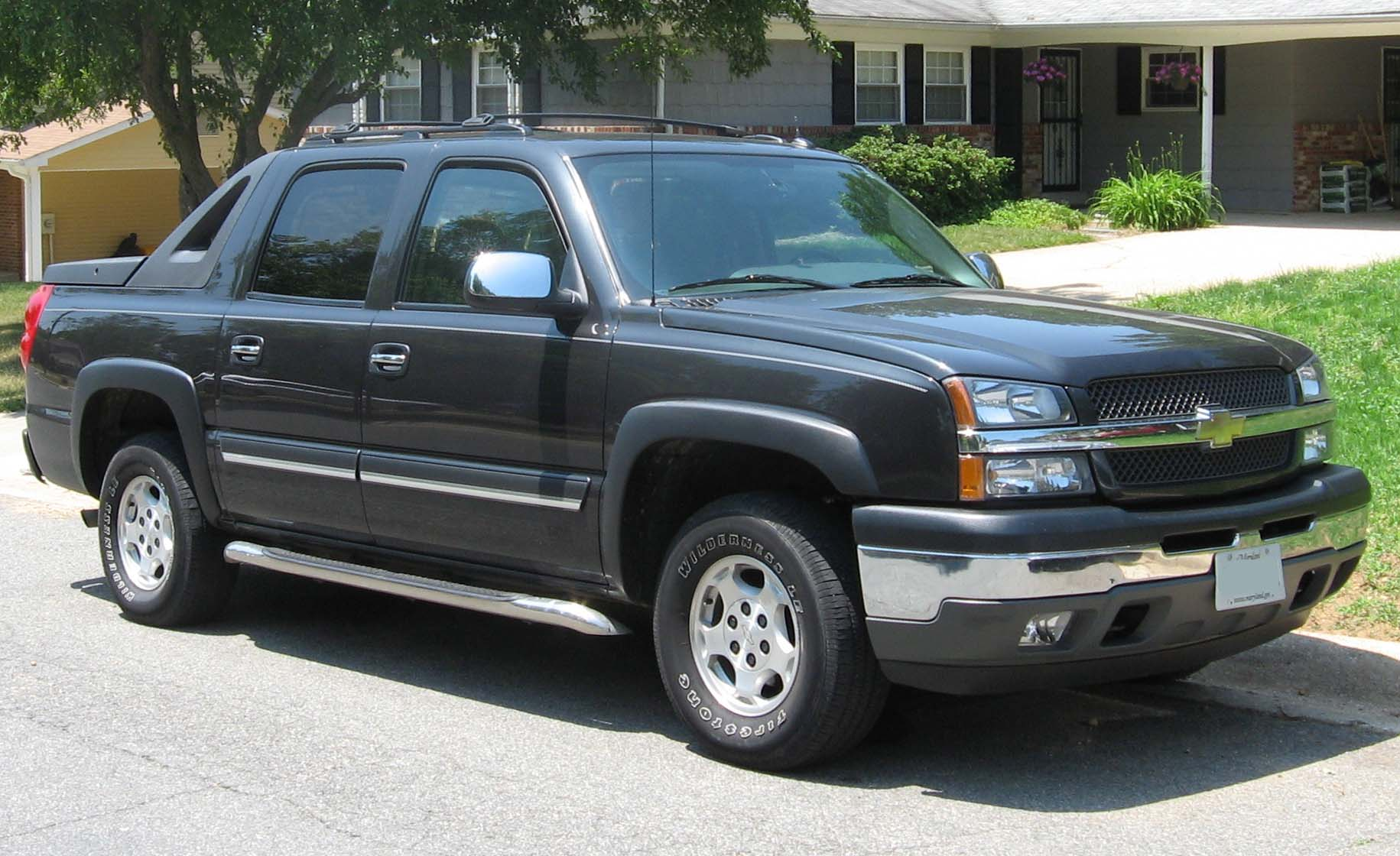 chevrolet avalanche seriess