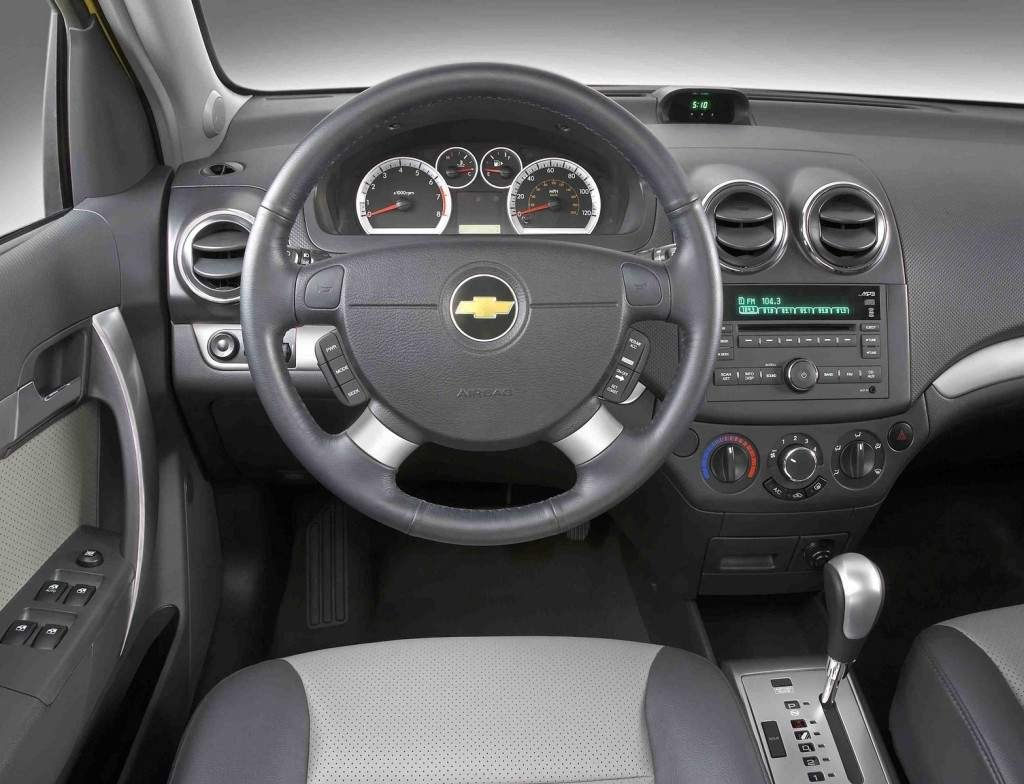 All Chevy chevy aveo 2006 : 2006 Chevrolet Aveo – pictures, information and specs - Auto ...