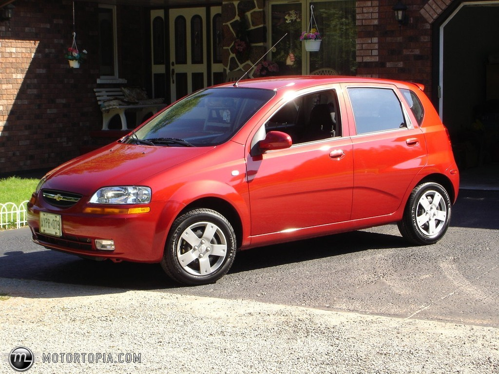 2006 chevrolet aveo pictures information and specs auto. Black Bedroom Furniture Sets. Home Design Ideas