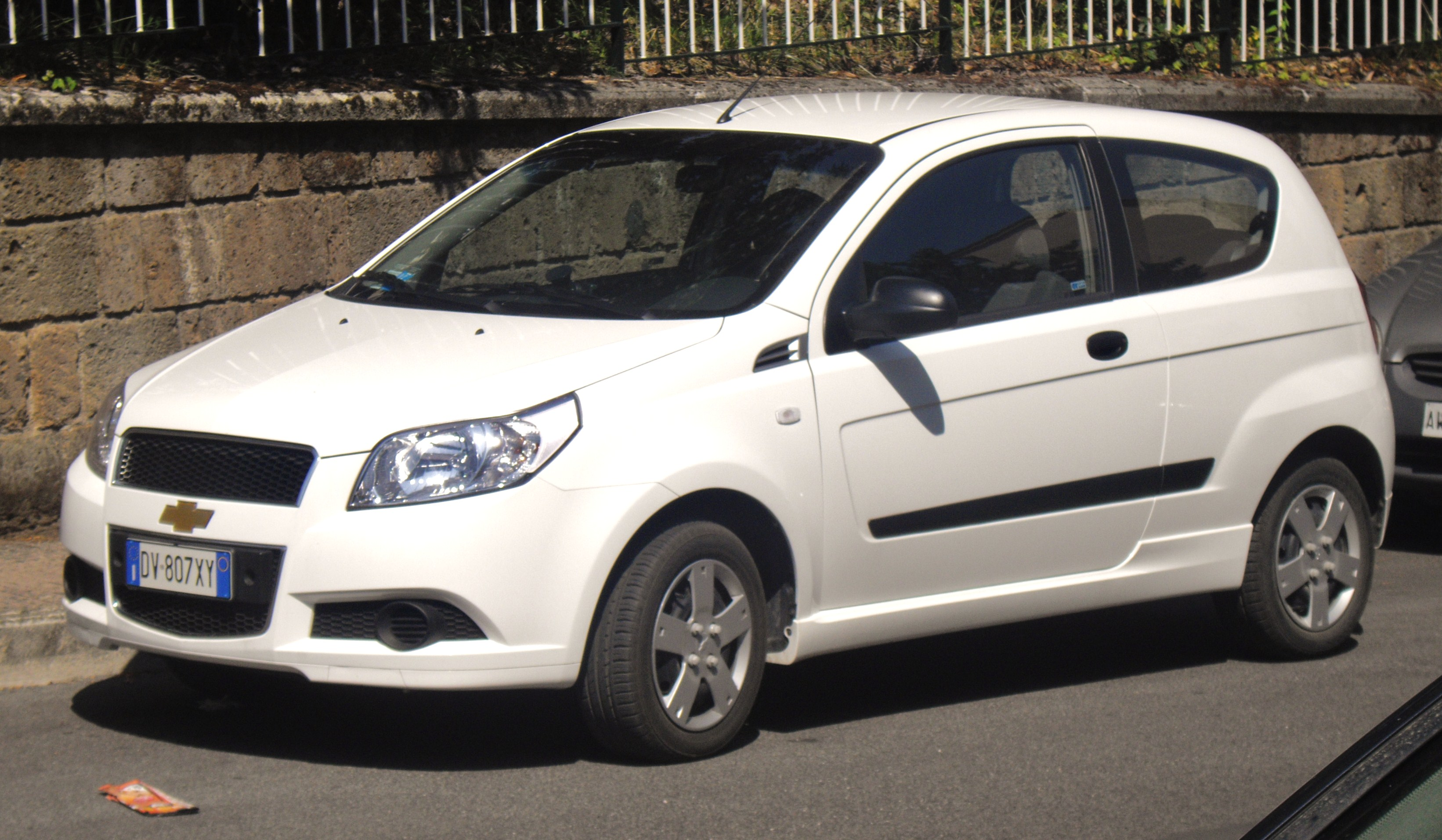 2009 Chevrolet Aveo Pictures Information And Specs Auto Database Com