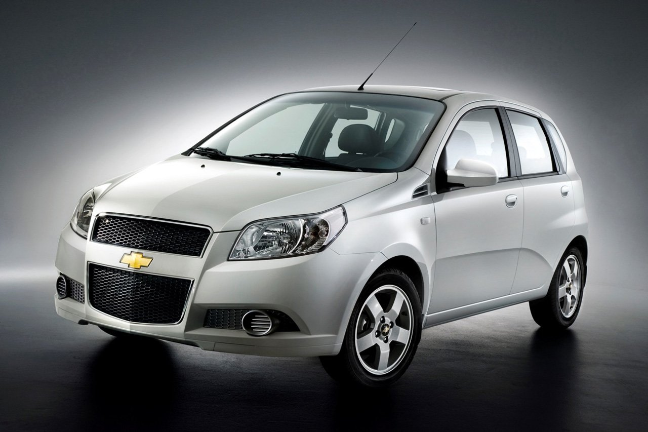 chevrolet aveo 2010 wallpaper #6